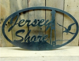 Nautical House Sign